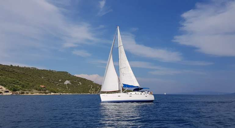 Beneteau Oceanis 393 / Mare