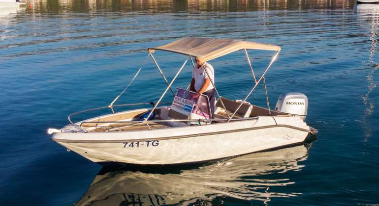 Fisherman Tiburon 180 Open